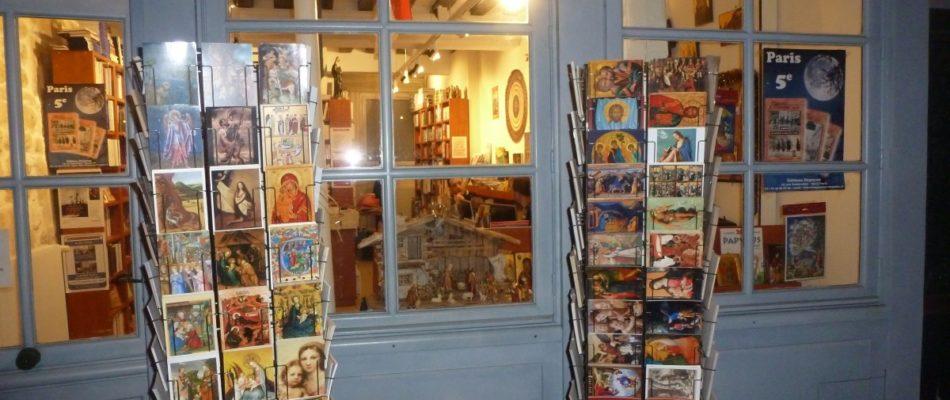Dédicaces à la librairie Notre-Dame de France