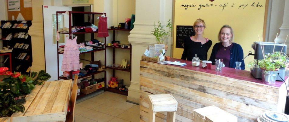 Paris 12: une boutique pour le «don/contre-don»
