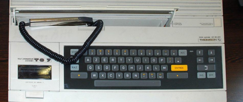 Une nouvelle vie pour l'ordinateur Thomson  à Noisy-le-sec