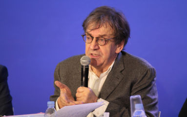 Alain Finkielkraut expulsé de la «Nuit Debout»