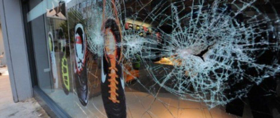 Nuit de violences en marge de la « Nuit Debout »