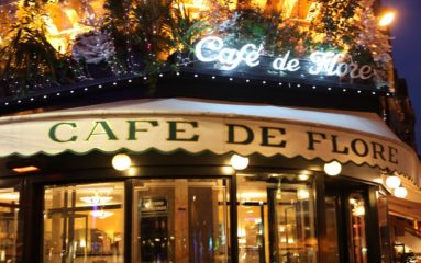 Tour de tables (3) : le Café de Flore