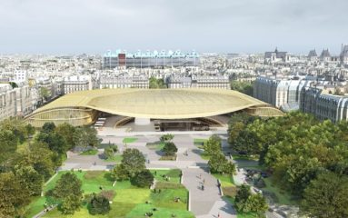 La Canopée des Halles abritera le plus grand centre culturel hip-hop de France