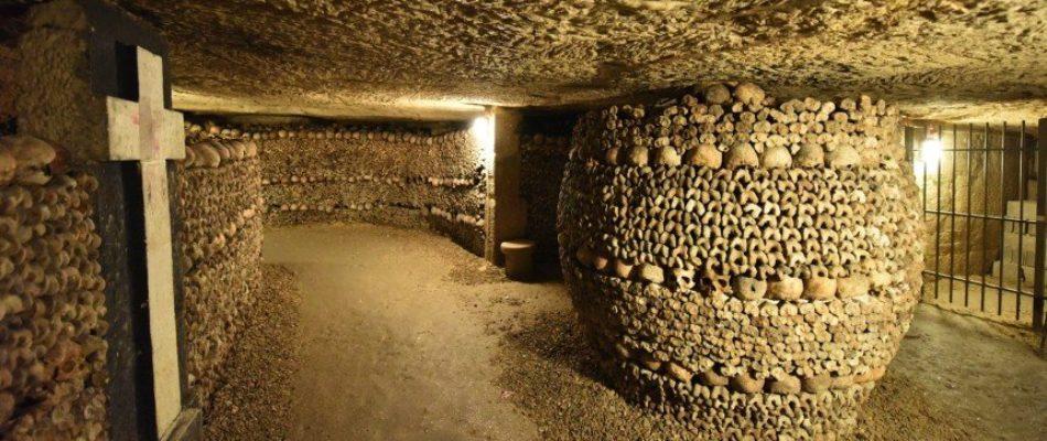 Les catacombes, vous connaissez?