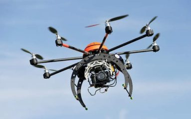 Big Brother : des drones pour surveiller Paris
