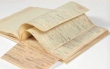 Expo: les choix de Pierre Leroy, livres et manuscrits