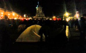 «Nuit debout»: la mairie très indulgente