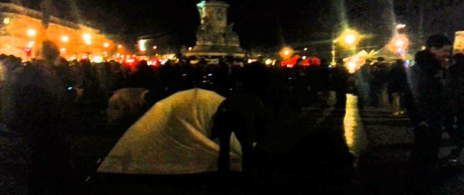 « Nuit debout » : la mairie très indulgente