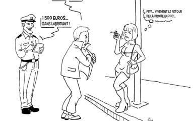 Lutte contre la prostitution: le client pénalisé