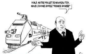 Des agents armés circuleront dans les trains