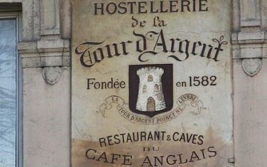 Tour de Tables (2): La Tour d'Argent