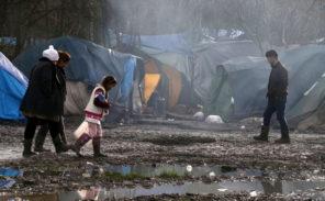 Un camp de réfugiés bientôt à Paris