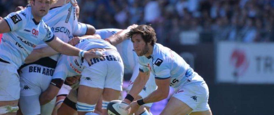 Rugby: défaite du Racing 92 contre Brive