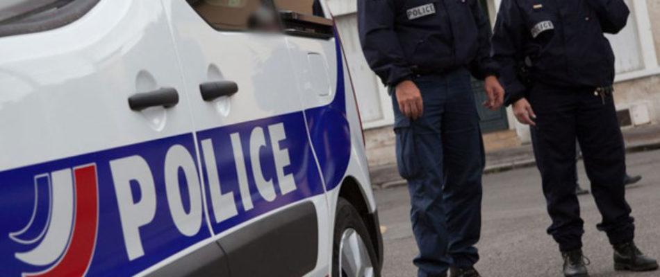 Une patrouille de police attaquée à Grigny