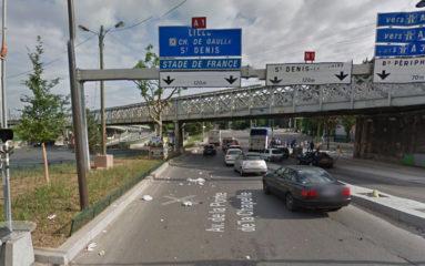 Porte de la Chapelle: l'entrée de Paris transformée en décharge