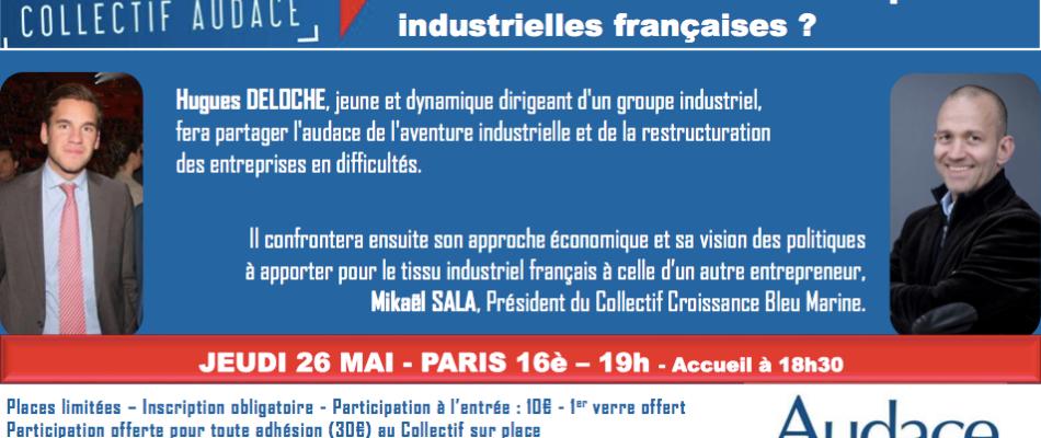 Soirée débat: les entreprises industrielles françaises