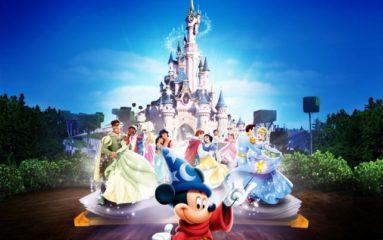 Faites votre demande de mariage chez Mickey!