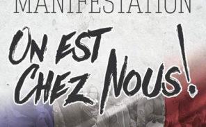 28 mai: manifestation de «Génération Identitaire»