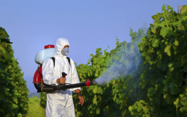L'air d'Ile de France pollué par les pesticides