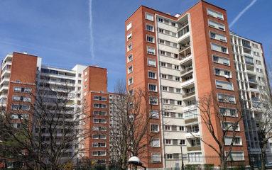 Les HLM de Puteaux: habitations à légalité modérée