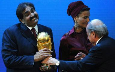 Bientôt une enquête sur l'attribution de la coupe du monde de football au Qatar?