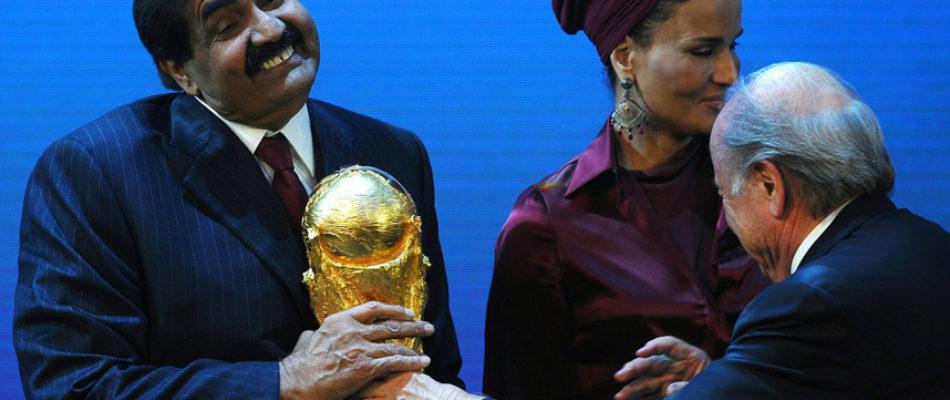 Bientôt une enquête sur l'attribution de la coupe du monde de football au Qatar ?