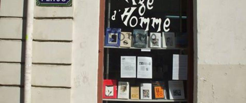 Fermeture de la librairie l'Age d'Homme