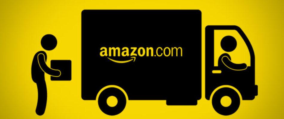Amazon: La «taxe GAFA» payée par ses partenaires.
