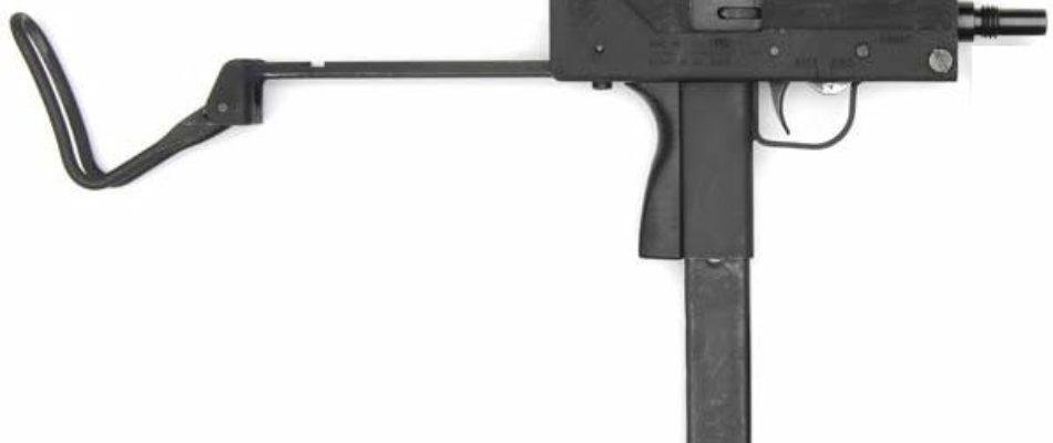 Rafales de pistolet-mitrailleur à Aubervilliers (93)