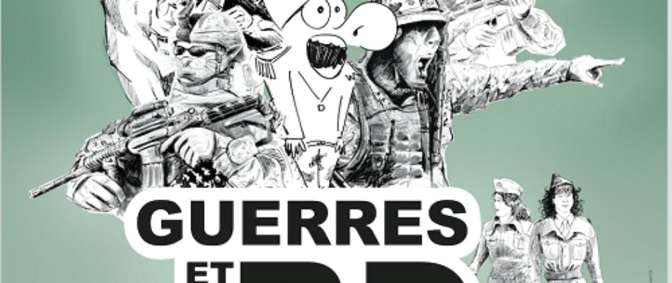 Colloque: Guerres et BD