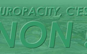 Pétition contre le projet «Europacity»