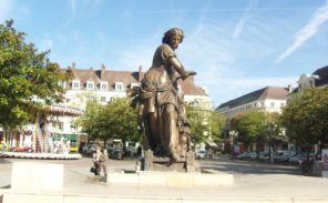 Beauvais fête Jeanne Hachette