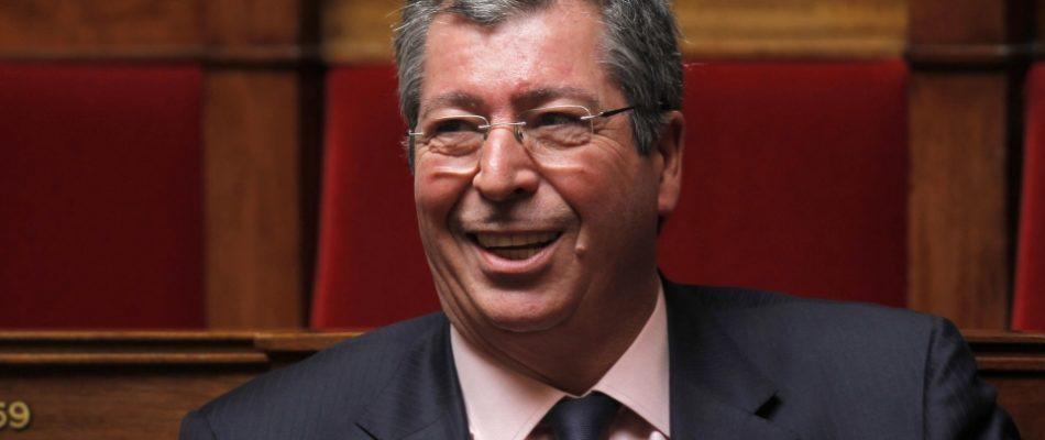 Législatives: Patrick Balkany investi malgré les affaires