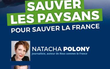Conférence: Natacha Polony et Périco Légasse à Versailles