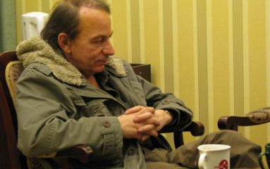 Michel Houellebecq expose ses photographies