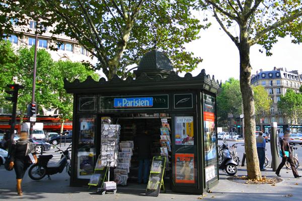 kiosques