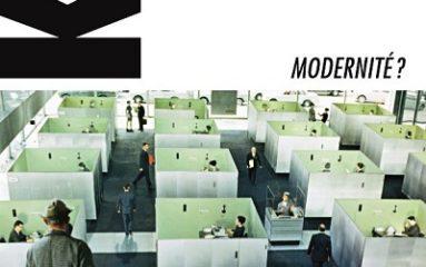 «Modernité?», le nouveau numéro de la revue Krisis