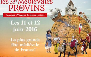 Promenade aux médiévales de Provins
