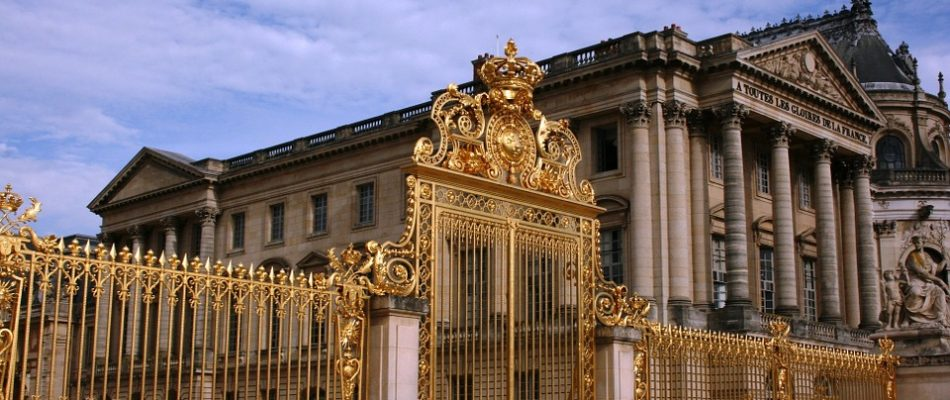 Le futur empereur du Japon reçu à Versailles