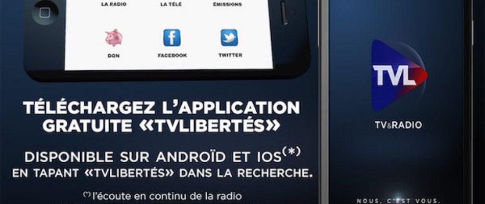 Lancement de « Radio libertés »