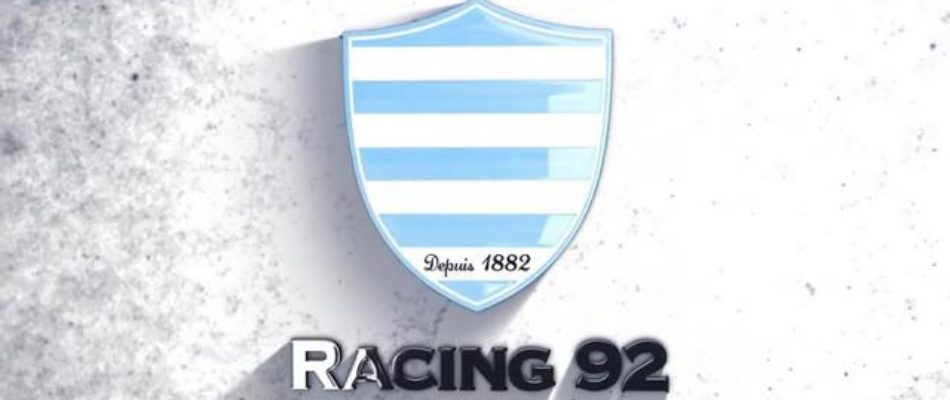 Rugby: Le Racing 92 champion de France!