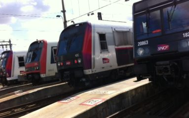 Chaos sur les RER C et D!