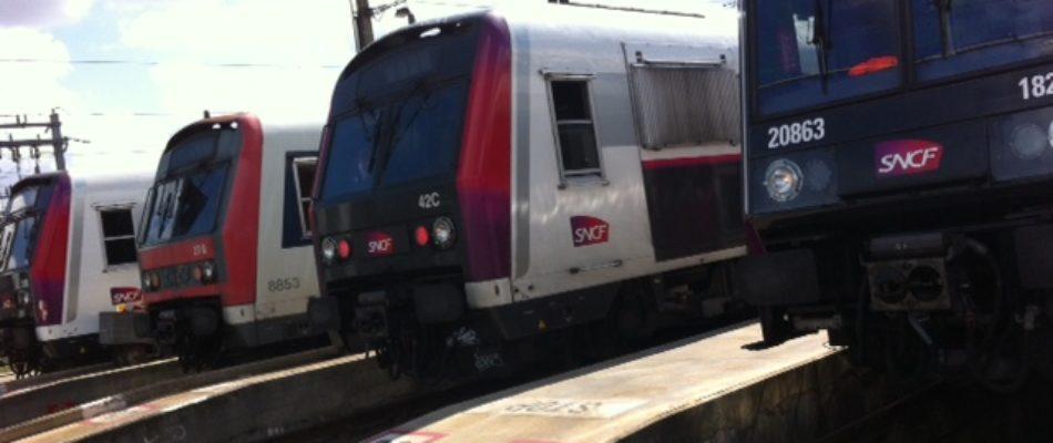 Le RER C menacé par la crue de la Seine