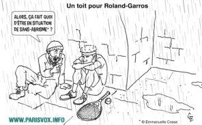 Roland Garros: polémique autour d'un match interrompu
