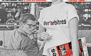 Vendredi 8 juillet: soirée Livr'arbitres