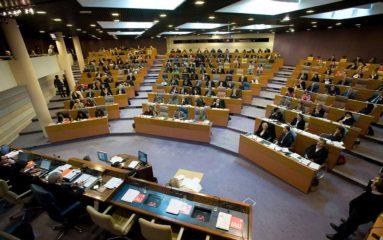 Le conseil régional d'IDF va déménager à Saint-Ouen