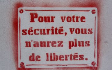 Restrictions de libertés : Refusons de nous habituer, agissons !