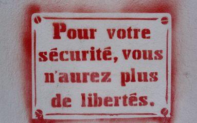 Restrictions de libertés: Refusons de nous habituer, agissons!