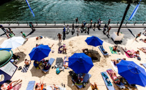 Le Conseil de Paris vote l'extension de Paris Plage