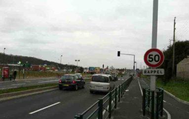 Sécurité routière en IDF: moins d'accidents, plus de PV